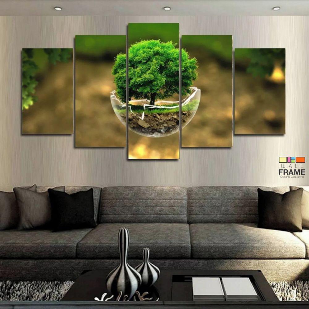 quadro para sala  natureza
