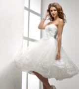 vestido de noiva curto 2