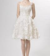 vestido de noiva curto 4