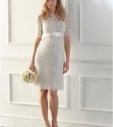vestido de noiva curto 8