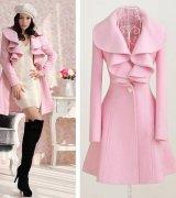 casaco longo feminino com cinto 5