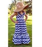 vestido infantil longo 2