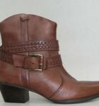 bota feminina cano curto caultry