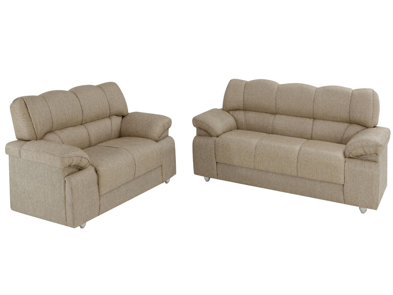 Fotos de jogo de sof delare 3 e 2 lugares s o jos dos for Imagenes de sofas