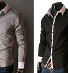 camisa masculina social 2