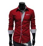 camisa masculina social 3