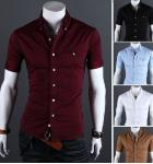 camisa masculina social 9