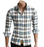 camisa xadrez masculina 10