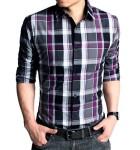 camisa xadrez masculina 2