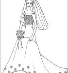 desenhos da barbie para pintar 11