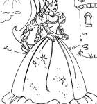 desenhos da barbie para pintar 6