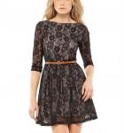 vestido curto de renda 3