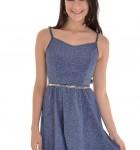 vestido de malha curto 11