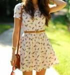 vestido de malha curto 5