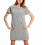 vestido de malha curto 7