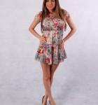vestido de malha curto 8