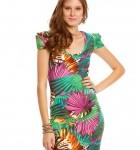 vestido de malha curto 9
