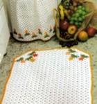 jogo de crochê para cozinha 3