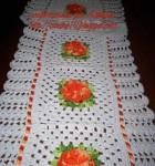 jogo de crochê para cozinha 6