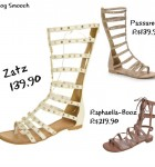 sandalia gladiadora 10
