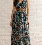 vestido longo casual 1