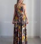 vestido longo casual 11