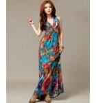 vestido longo casual 2