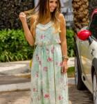 vestido longo casual 4