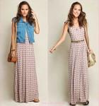 vestido longo casual 5
