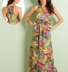 vestido longo casual 9