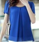 blusa solta simples 11