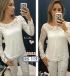 blusa branca simples 4
