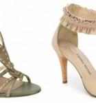 sandalias claras femininas 6
