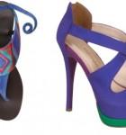 sapato colorido 1