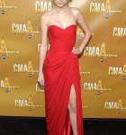 vestido longo vermelho com fenda 9