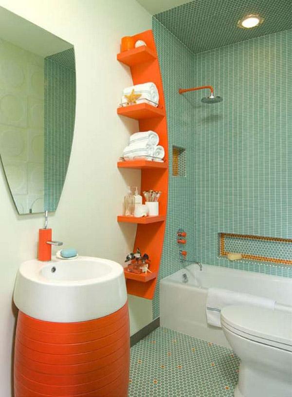 Ideias de decoração para banheiro  fotos e dicas  Moda e ConfortoModa e Con -> Ideias Baratas Para Decoracao De Banheiro