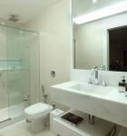 decoracao para banheiro grande