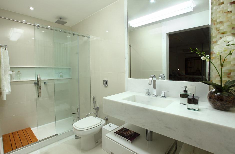 Ideias de decoração para banheiro  fotos e dicas  Moda e ConfortoModa e Con -> Acessorios Para Decoracao De Banheiro