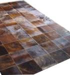 tapetes de couro luxo