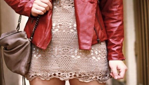 blazer de couro para mulher