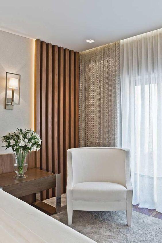 cortina moderna para sala