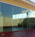 fechamento em vidro