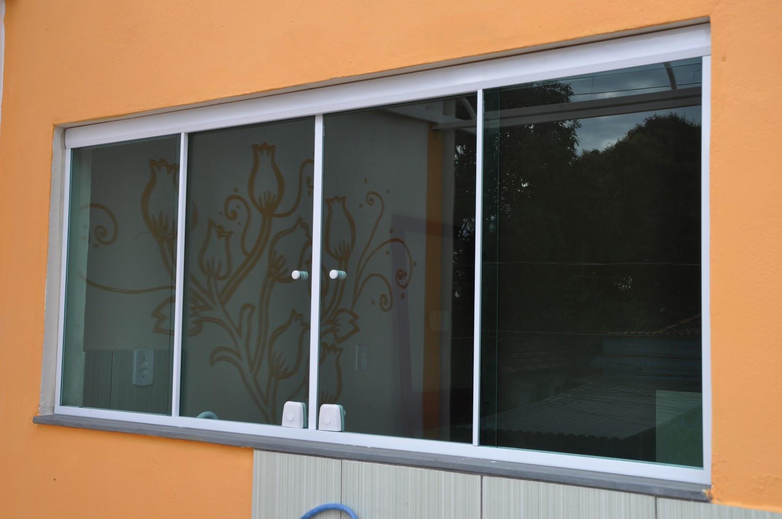 #AE611D janelas de vidro 1 1274 Preço De Janela De Aluminio 4 Folhas
