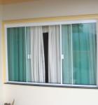 janelas de vidro normal