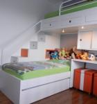 moveis sob medida em quartos infantis