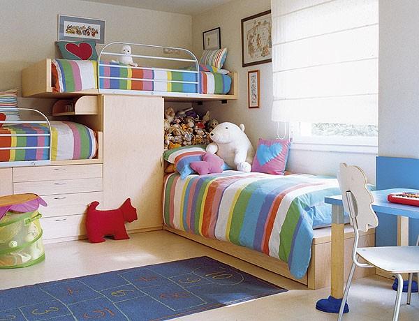 moveis sob medida em quartos infantis lindos