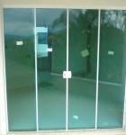 porta de blindex grande