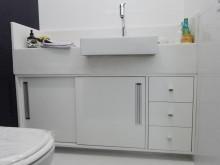 armario para banheiro 4ª imagem