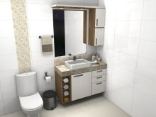 armario para banheiro 7ª imagem