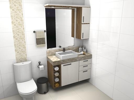 Armário para banheiro de vários modelos, confira  Moda e ConfortoModa e Conf -> Armario Para Banheiro Nichele